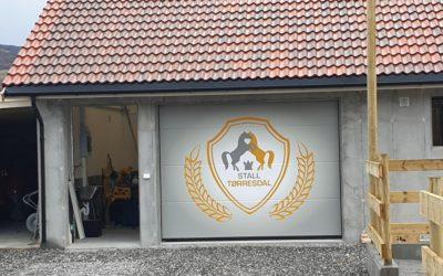 Stall Tørresdal